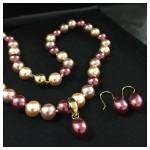 Perlenkettenankauf