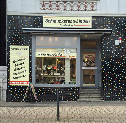 Schmuckstube Bochum goldankauf